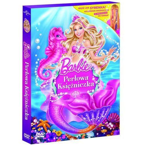 Tim film studio Barbie perłowa księżniczka edycja limitowana (5900058133680)