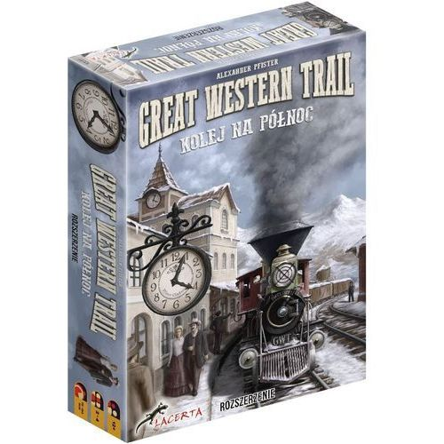 Lacerta Great western trail: kolej na północ (5908445421723)