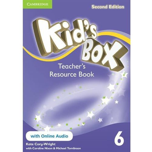 Kid's Box 6 Teacher's Resource Book + online audio (9781107666290)