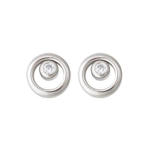 Skagen elin kolczyki silvercoloured (4053858622357)