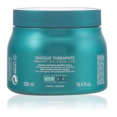 Kérastase Resistance maska odbudowująca do włosów bardzo zniszczonych Masque Thérapiste [3 4] (Fiber Quality Renewal Masque - Very Damaged, Over-Proce