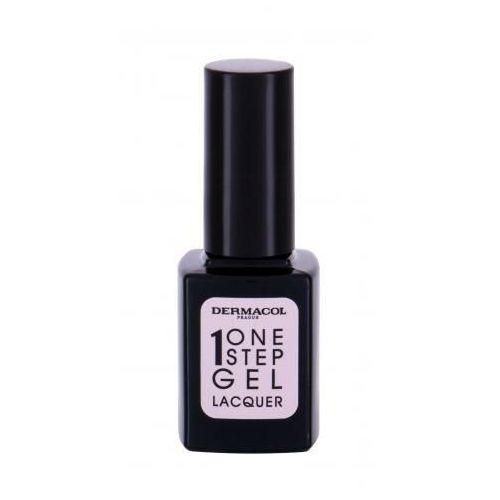 Dermacol One Step Gel Lacquer lakier do paznokci 11 ml dla kobiet 01 First Date - Bardzo popularne