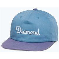 czapka z daszkiem DIAMOND - Champagne Strapback Fl 17 Blue (BLU) rozmiar: OS