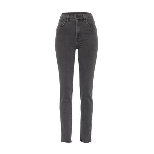 Levi's line 8 jeansy szary denim