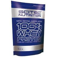 SCITEC Nutrition Whey Protein 100% - 1850 g - Mleczna czekolada (5999100003088)