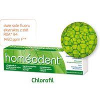 Boiron Homeodent kompleksowa ochrona zębów i dziąseł pasta chlorofilowa 75ml
