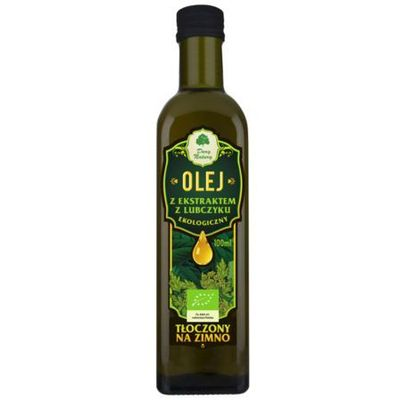 Oleje, oliwy i octy DARY NATURY - test biogo.pl - tylko natura