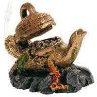 dekoracja do akwarium magiczna lampa marki Trixie