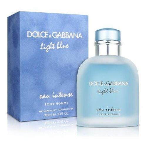Light blue intense pour homme edp 100ml Dolce&gabbana