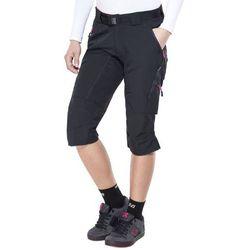 Endura hummvee ii szorty 3/4 kobiety, black xs 2019 spodenki rowerowe