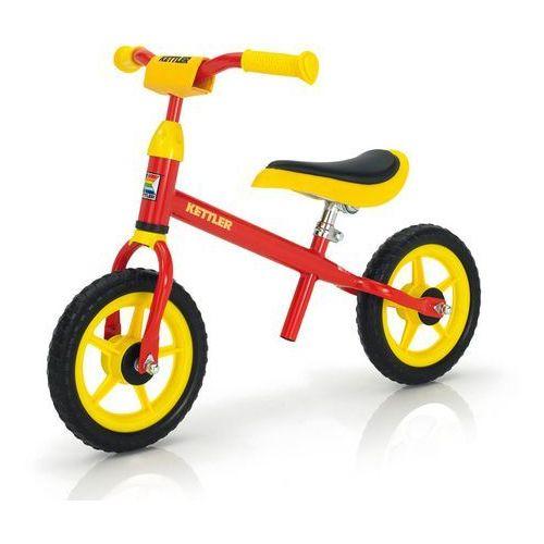 Kettler rowerek biegowy speedy 10 kolor czerwony (4001397165101)