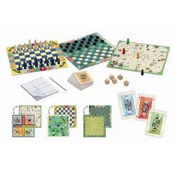 Djeco Zestaw 20 klasycznych gier dj05219