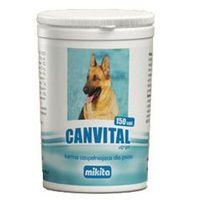 Mikita Canvital z tranem tabletki dla psów na skórę i sierść 150tabletek