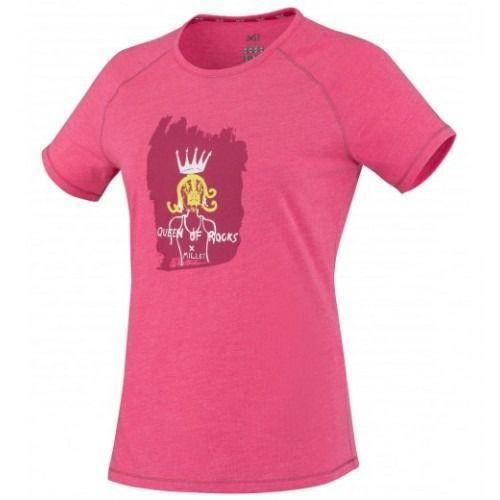 Koszulka LD QUEEN OF ROCK - azalea