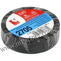 Scapa Taśma izolacyjna pcv 2705 19mm 20m 0,18mm czarna