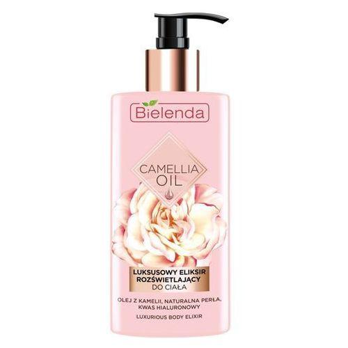 Bielenda camellia oil, 150 ml. luksusowy eliksir rozświetlający do ciała (5902169031886)
