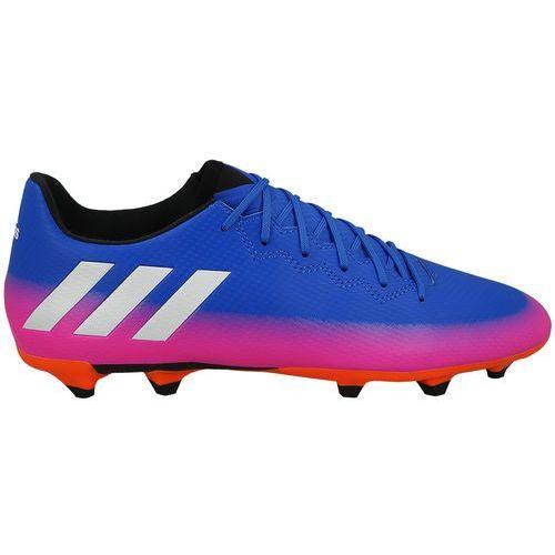 13c1cff5c Adidas performance Buty korki adidas messi 16.3 fg ba9021 - niebieski