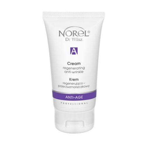 Anti-age regenerating anti-wrinkle cream krem regenerująco-przeciwzmarszczkowy (pk021) Norel (dr wilsz)
