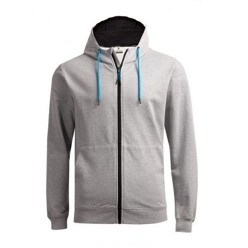 705270fc685a4b Outhorn OUTHORN Bluza męska z kapturem BLM601 chłodny jasny szary melanż -  Szary