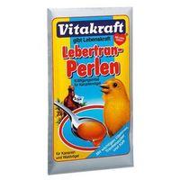 lebertran perlen pokarm z tranem dla kanarka 20g marki Vitakraft