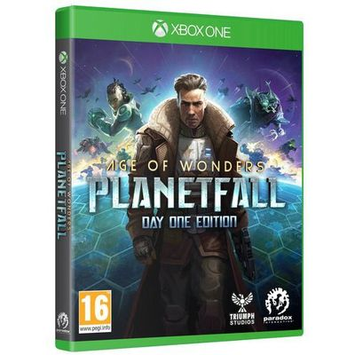 Gry Xbox One Paradox Interactive