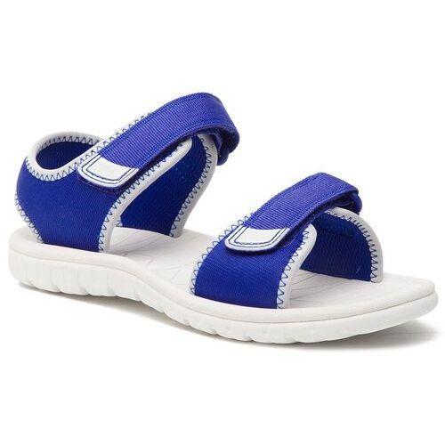 Sandały lina charm sandal k 205530 ice blue (Crocs)