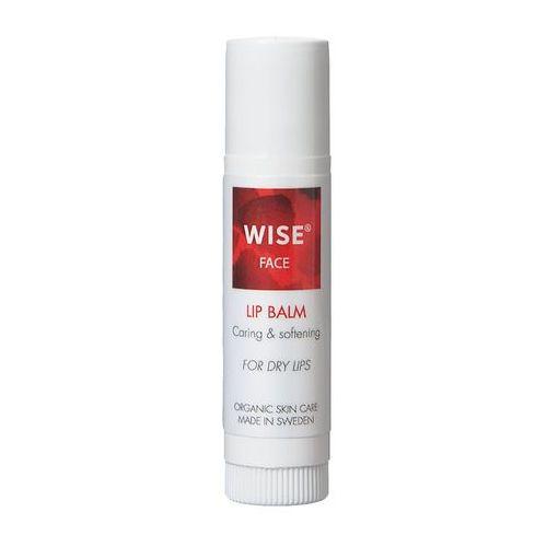 Wise naturalny balsam ochronny do pielęgnacji suchej skóry ust 4,5g Wise naturkosmetik