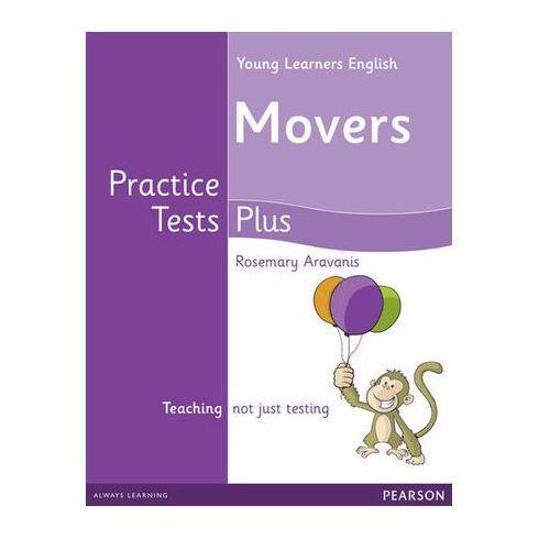 Movers Practice Tests Plus Książka Ucznia, Pearson