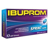Kapsułki IBUPROM Sprint Caps x 24 kapsułki