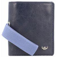 Golden Head Tosca Etui na karty bankowe RFID skórzana 7.5 cm blau ZAPISZ SIĘ DO NASZEGO NEWSLETTERA, A OTRZYMASZ VOUCHER Z 15% ZNIŻKĄ