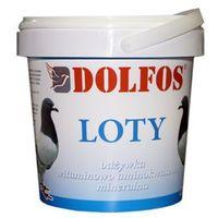Dolfos dg loty - odżywka mineralno - aminokwasowo - witaminowa dla gołębi 400g