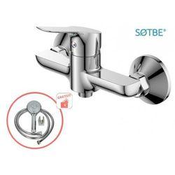 Zestawy prysznicowe  SOTBE SOTBE Baterie łazienkowe i kuchenne w skandynawskim stylu