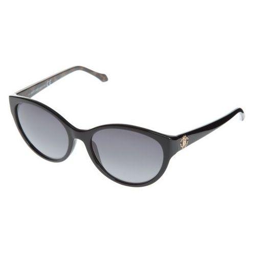 Alrischa okulary przeciwsłoneczne czarny uni Roberto cavalli