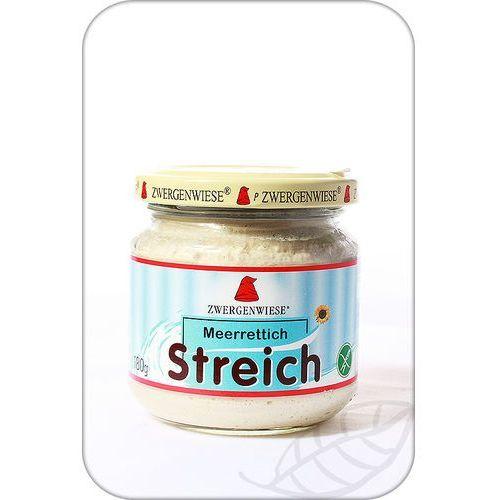 : pasta słonecznikowa z chrzanem bio - 180 g Zwergenwiese