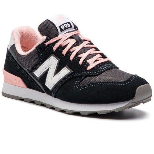 Sneakersy NEW BALANCE - WR996ACK Czarny Szary, w 2 rozmiarach