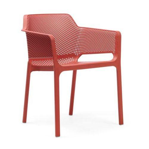 Wygodne Krzesło Do Kawiarni Z Polipropylenu Net Nardi