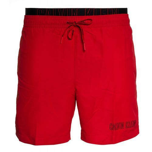 409227799a9d64 Calvin Klein kąpielówki męskie L czerwone (8719115731199)