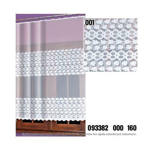kasandra firana ela 093382 160 cm wysoko na metry firanki ceny opinie promocje sklep. Black Bedroom Furniture Sets. Home Design Ideas