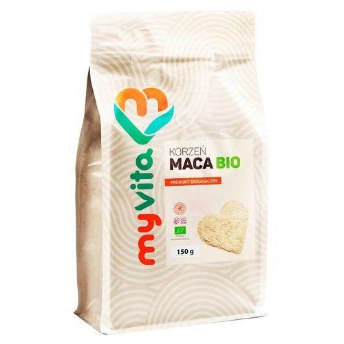 Proness myvita Maca bio sproszkowany korzeń, myvita, 150g - Najtaniej w sieci