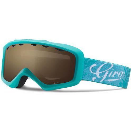 Gogle charm aqua turquoise tropical/ar40 s Giro