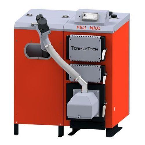 Kocioł stałopalny C.O. Termo-Tech Pell Niul 18 kW lewy
