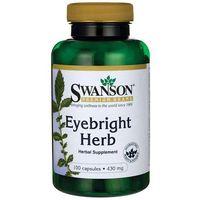 Eyebright - świetlik lekarski 430 mg (100 kaps.)