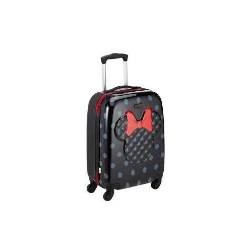 64d2c193d2801 SAMSONITE walizka średnia twarda 4 koła z kolekcji DISNEY ULTIMATE MINNIE  ICONIC materiał ABS/ PC