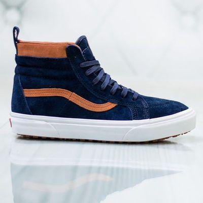 Męskie obuwie sportowe Vans Sneakers.pl