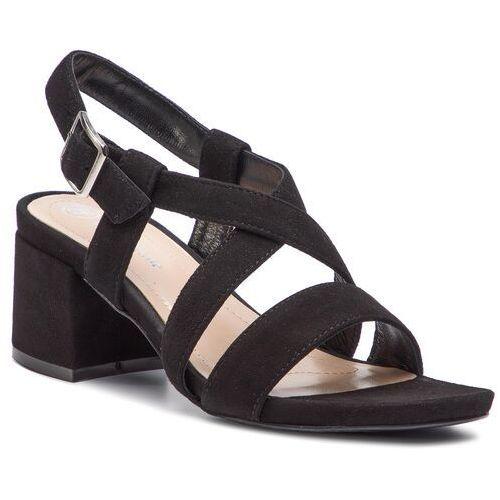 Sandały damskie Kolor: czarny, Rozmiar: 42 ceny, opinie