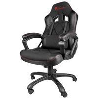 Fotel GENESIS Nitro 330 Czarny