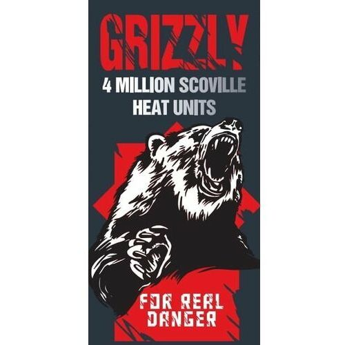Gaz pieprzowy Sharg Grizzly Gel 4mln SHU, 26.4% OC 63ml (13063-C)