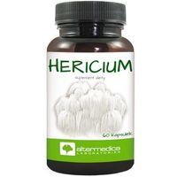 Kapsułki Hericium Soplówka jeżowata 250mg 60 kaps.