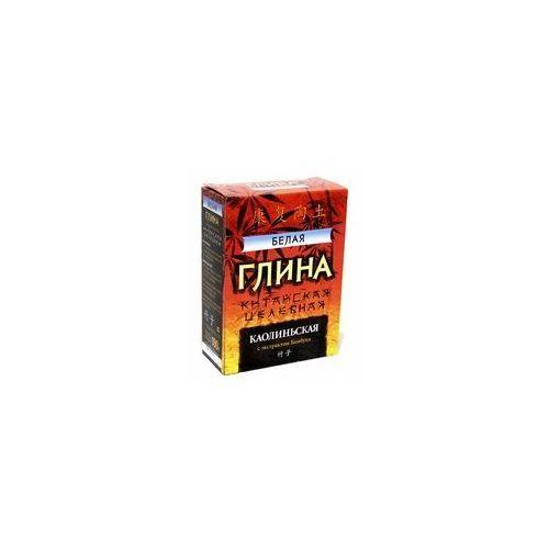 Glinka biała kaolińska z ekstraktem bambusa 100g Fitokosmetik, rosja