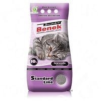 CERTECH Super Benek Standard Lawenda - żwirek dla kota zbrylający 10l (5905397010135)